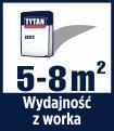 Tytan Professional Polska IS 22 Klej z włóknami do siatki