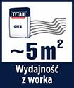Tytan Professional PL Uelastyczniony klej do płytek GRES